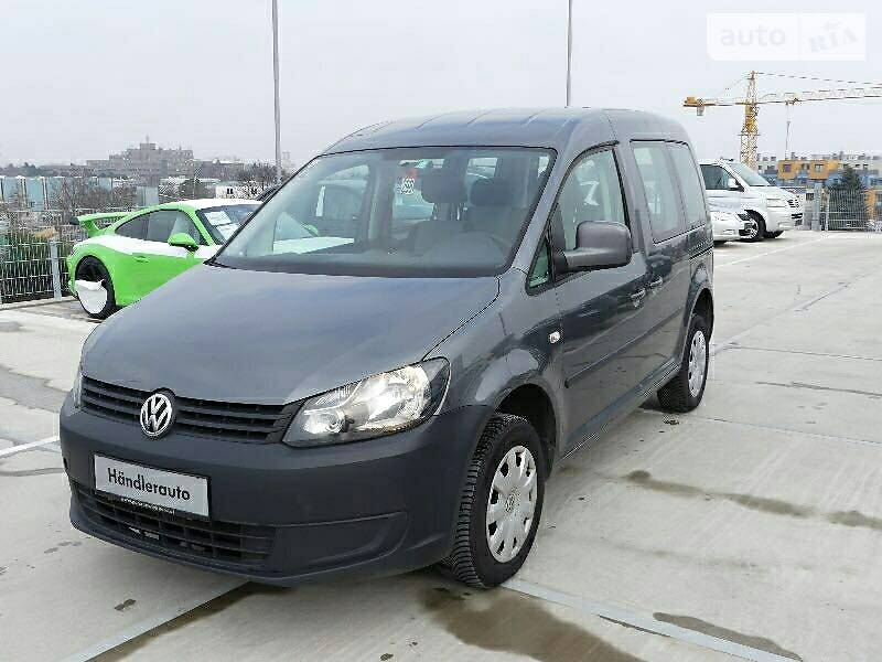 Volkswagen Caddy пасс. 2012 в Болехове