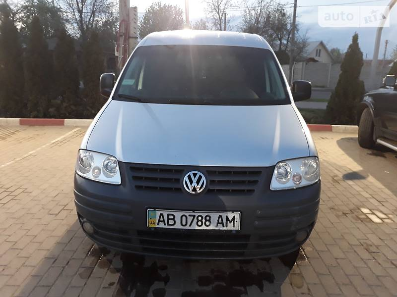 Volkswagen Caddy пасс. 2007 в Виннице