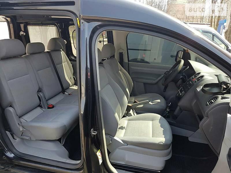 Volkswagen Caddy пасс. 2008 в Харькове