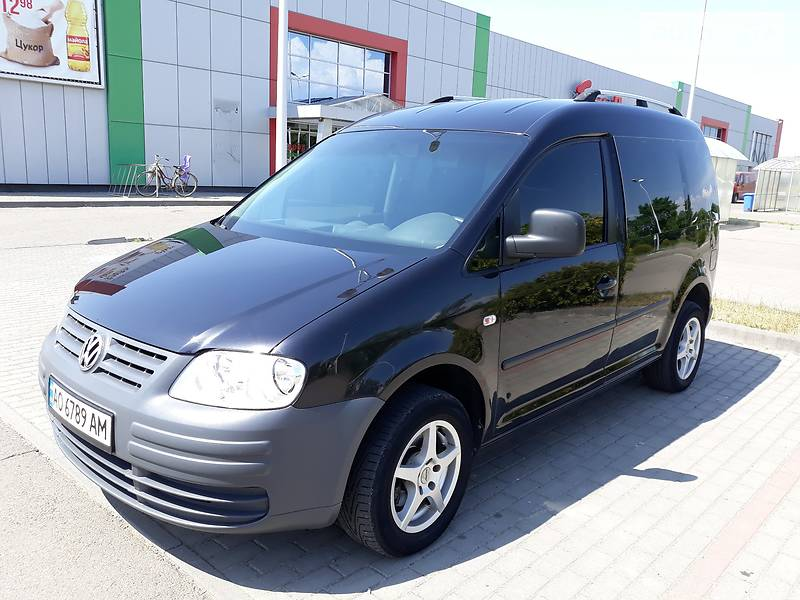 Volkswagen Caddy пасс. 2008 в Виноградове