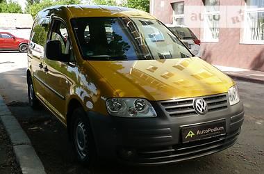 Volkswagen Caddy пасс. 2006 в Херсоне