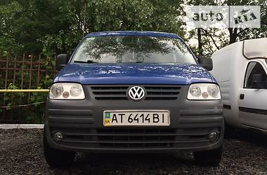 Volkswagen Caddy пасс. 2007 в Бориславе