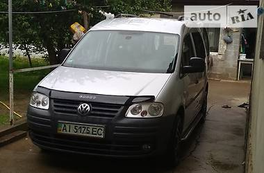 Volkswagen Caddy пасс. 2008 в Бучаче