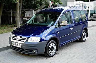 Volkswagen Caddy пасс. 2008 в Хмельницком