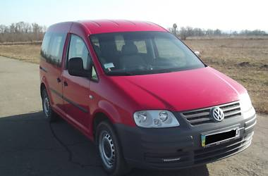 Volkswagen Caddy пасс. 2007 в Баре