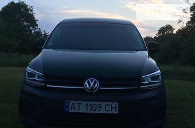 Volkswagen Caddy пасс. 2016 в Ивано-Франковске