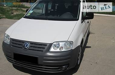 Volkswagen Caddy пасс. 2006 в Чернигове