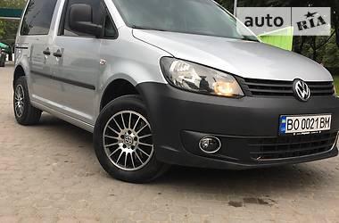 Volkswagen Caddy пасс. 2014 в Тернополе