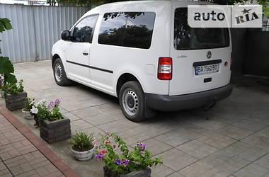 Volkswagen Caddy пасс. 2005 в Кропивницком