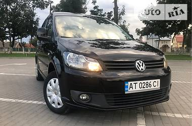 Volkswagen Caddy пасс. 2012 в Коломиї
