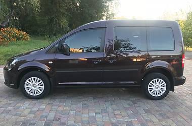 Volkswagen Caddy пасс. 2013 в Миргороде