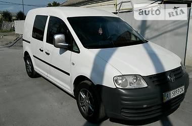 Volkswagen Caddy пасс. 2004 в Василькове