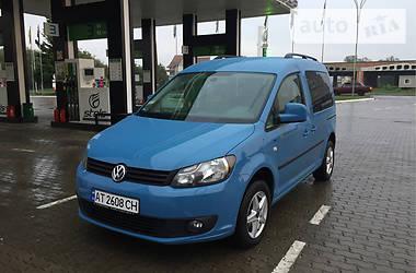 Volkswagen Caddy пасс. 2013 в Коломые