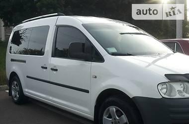 Volkswagen Caddy пасс. 2009 в Житомире