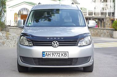 Volkswagen Caddy пасс. 2014 в Краматорске