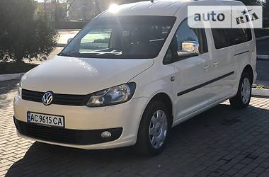 Volkswagen Caddy пасс. 2013 в Нововолынске