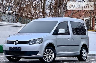 Volkswagen Caddy пасс. 2.0 TDI ORIGINA-PASS