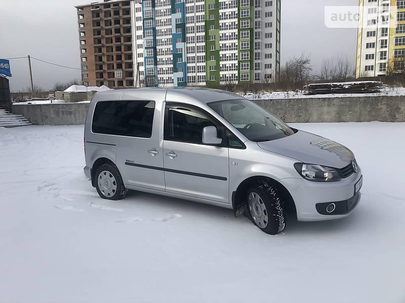 Volkswagen Caddy пасс. RONCALLi