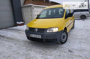 Volkswagen Caddy пасс. 2006 в Червонограде