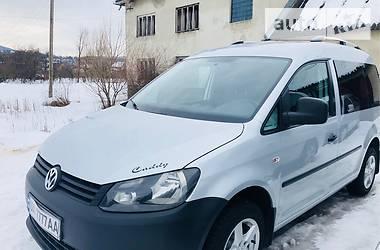 Volkswagen Caddy пасс. 2015 в Иршаве