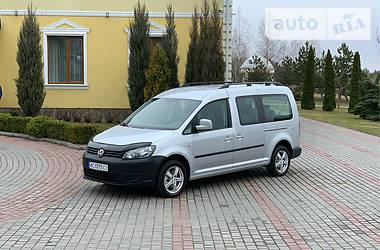 Volkswagen Caddy пасс. 2012 в Луцке