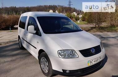 Volkswagen Caddy пасс. 2004 в Львове