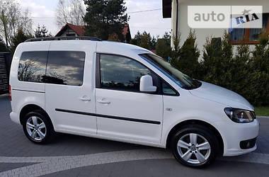 Volkswagen Caddy пасс. 2015 в Луцке