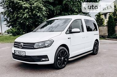 Volkswagen Caddy пасс. 2017 в Луцьку