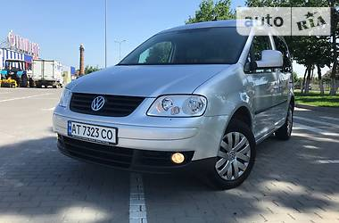 Volkswagen Caddy пасс. 2010 в Коломые
