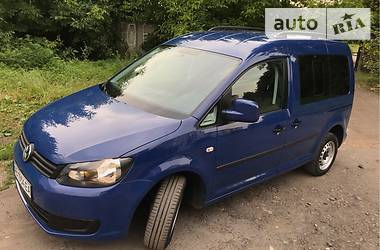 Volkswagen Caddy пасс. 2014 в Козятині