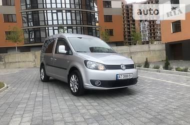 Volkswagen Caddy пасс. 2012 в Ивано-Франковске