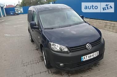 Volkswagen Caddy пасс. 2011 в Ивано-Франковске