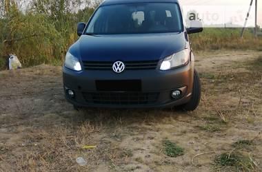Volkswagen Caddy пасс. 2012 в Полтаве