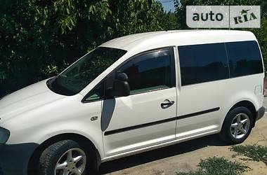 Volkswagen Caddy пасс. 2005 в Одессе