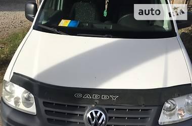 Volkswagen Caddy пасс. 2007 в Виноградове
