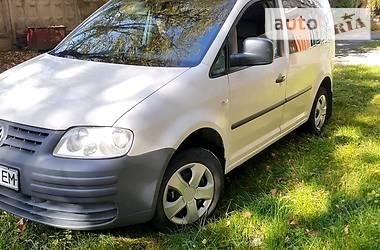 Volkswagen Caddy пасс. 2004 в Каменец-Подольском