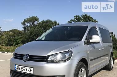 Volkswagen Caddy пасс. 2013 в Мариуполе