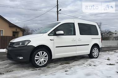 Volkswagen Caddy пасс. 2016 в Коломые