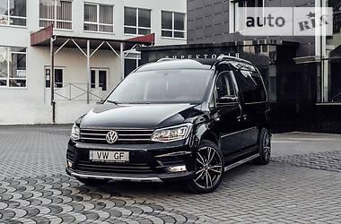 Volkswagen Caddy пасс. 2017 в Луцке