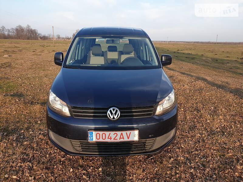 Volkswagen Caddy пасс. 2012 в Старой Выжевке