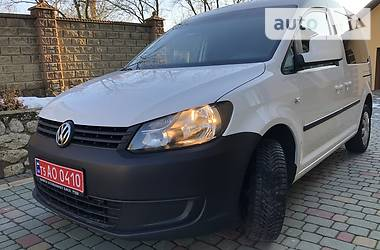 Volkswagen Caddy пасс. 2012 в Бродах