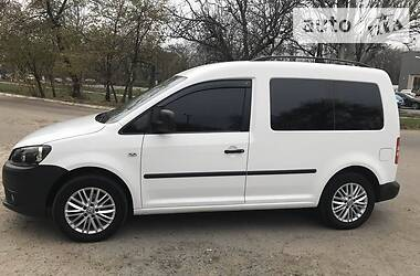 Volkswagen Caddy пасс. 2013 в Одессе