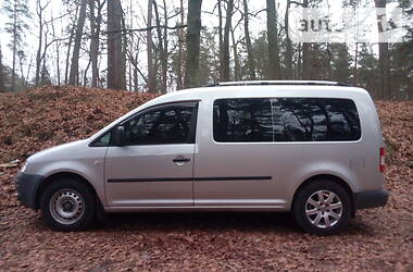 Volkswagen Caddy пасс. 2008 в Малине