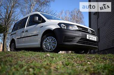 Volkswagen Caddy пасс. 2016 в Киеве