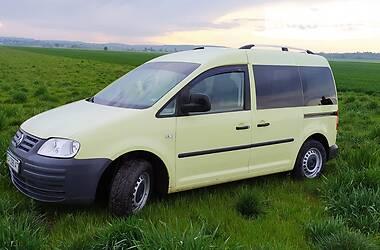 Volkswagen Caddy пасс. 2007 в Смеле