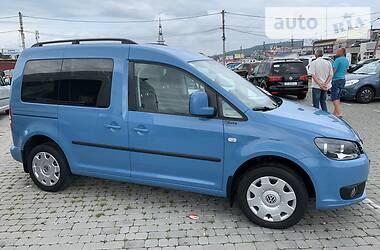 Volkswagen Caddy пасс. 2010 в Черновцах