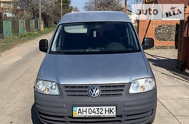 Volkswagen Caddy пасс. 2006 в Мариуполе