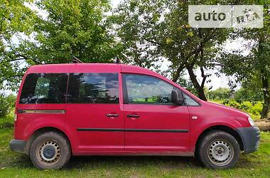 Volkswagen Caddy пасс. 2005 в Буске