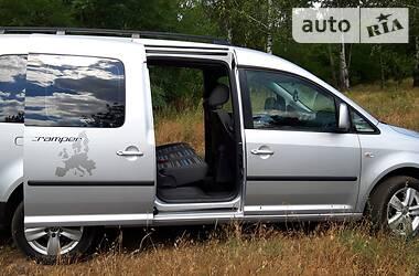 Volkswagen Caddy пасс. 2012 в Славянске