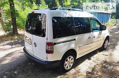 Volkswagen Caddy пасс. 2007 в Константиновке